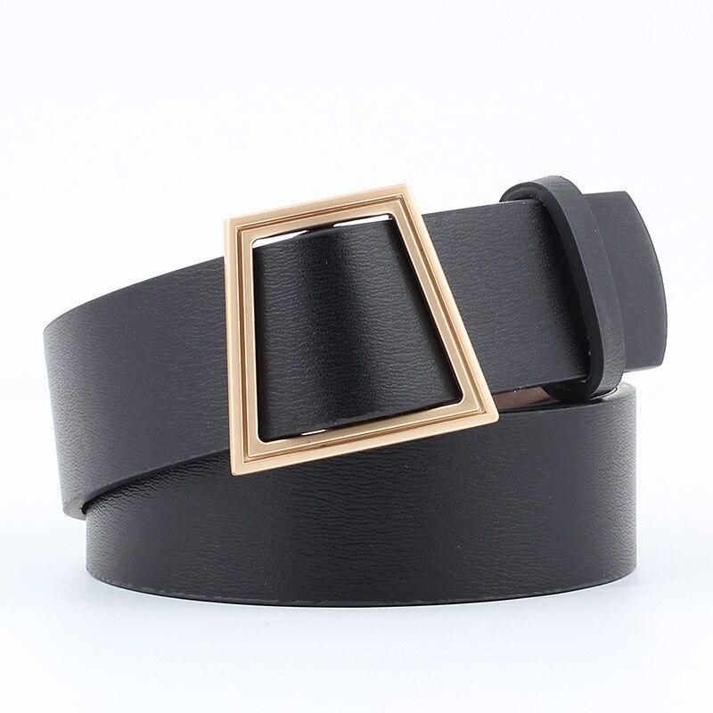 Badinka 2018 New Designer Black Red Pink Yellow White Wide Corset Leather Waist Belt Female Gold Buckle Belts for Women Dress