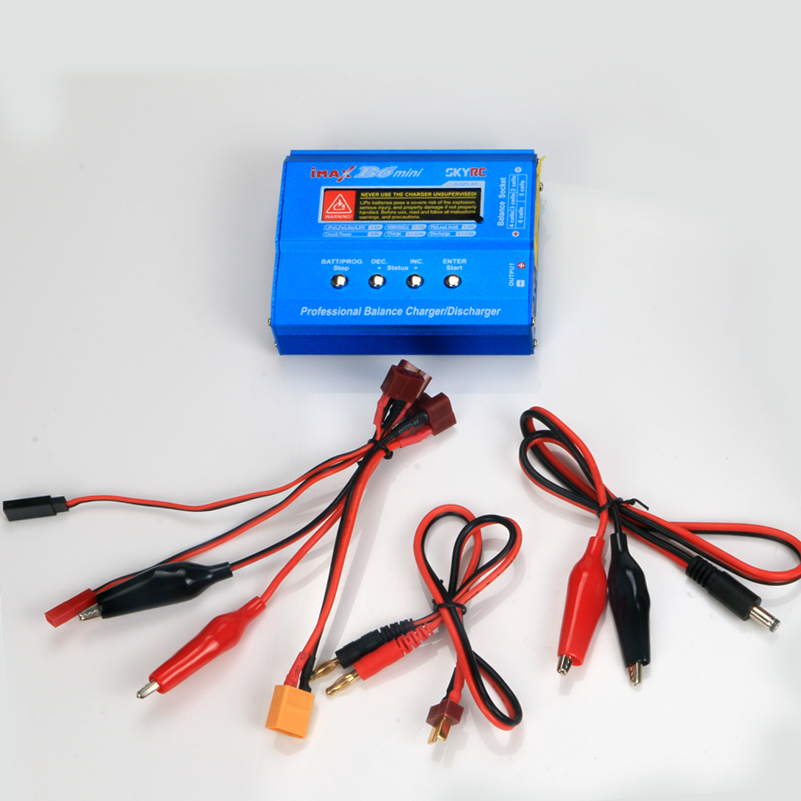 Original SKYRC IMAX B6 mini 60W Balance Charger 5W Discharger for RC Helicopter nimh nicd Aircraft