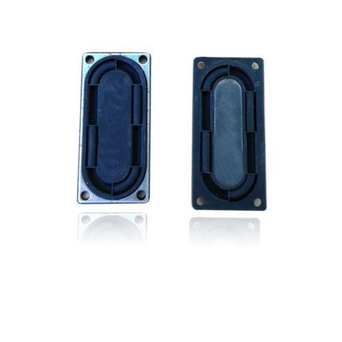 2 Stücke 84*39mm Bass Membran Passive Lautsprecher Silikon Eisen Bluetooth Lautsprecher Geschickte Herstellung