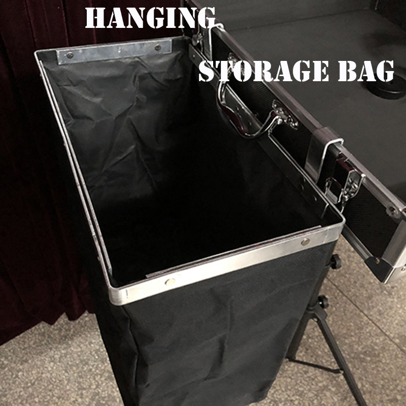 Magician's Hanging Storage Magic Tricks Stage Close Up Accessories Gimmick Flexible Easy To Carry Hold Props In Performance