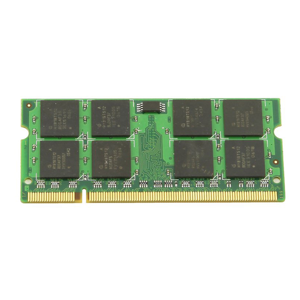 Additional memory 1GB PC2 4200 DDR2 533MHZ Memory for notebook PC