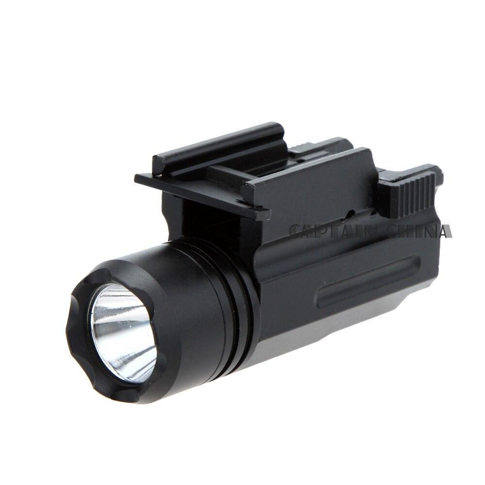 Tactische Hunting Gun licht LED Shotgun Rifle Glock Gun Flash Light - Jacht - Foto 4