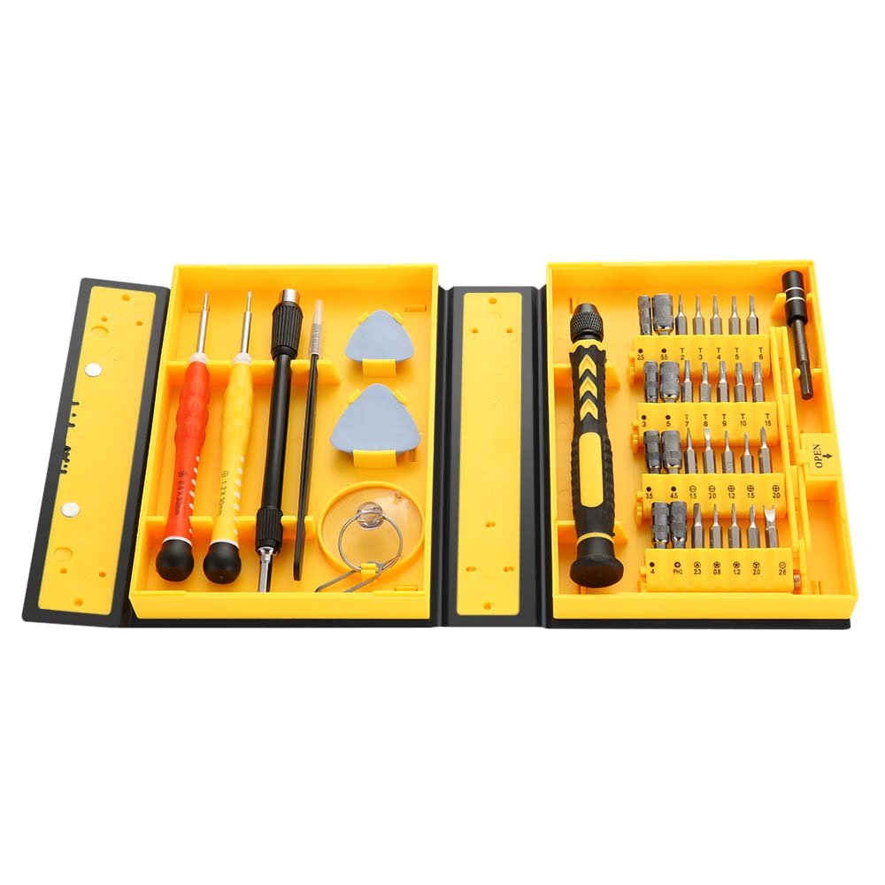 38 In 1 Screwdriver Set Repair Tool Kit Magnetic Driver For IPhone IPad Macbook Computer Laptops Cell Phone Watches Camera