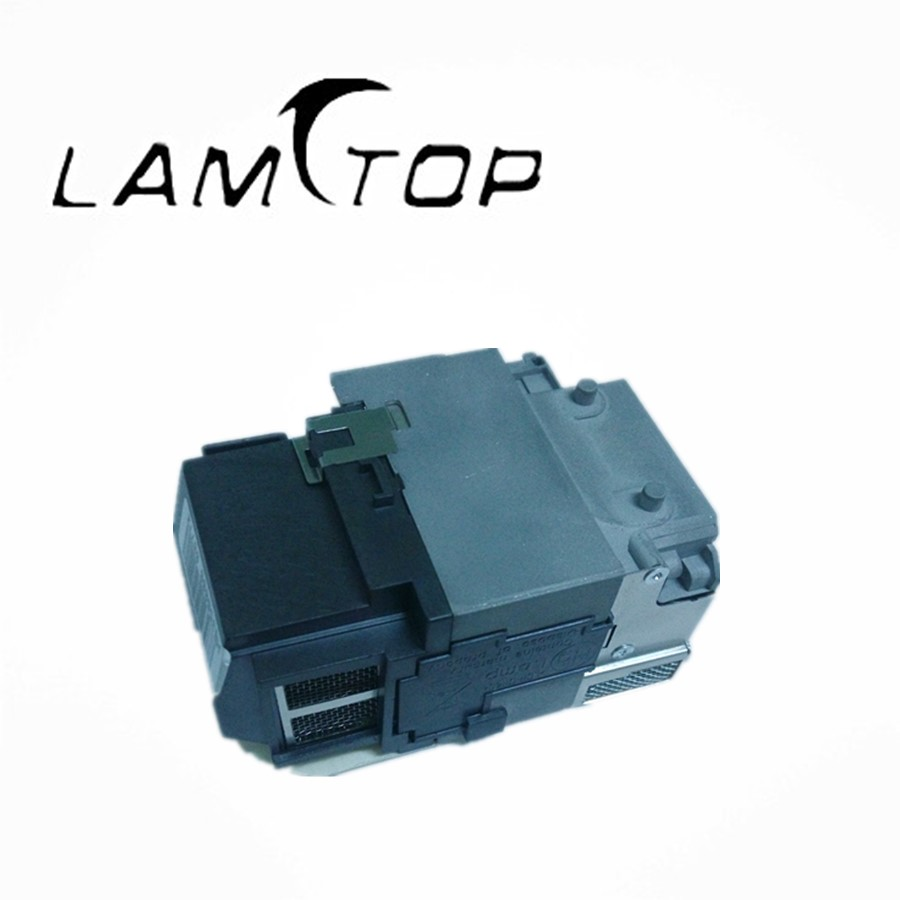 FREE SHIPPING  LAMTOP  180 days warranty  projector lamps with housing  ELPLP65/V13H010L65 for  EB-1750 free shipping new projector lamps bulbs elplp55 v13h010l55 for epson eb w8d eb dm30 etc