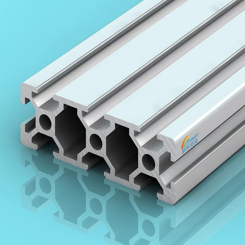 Levendig T-slot Aluminium Profielen Extrusie Frame Voor Cnc 3d Printers Plasma Lasers Staat 2060 Geavanceerde TechnologieëN