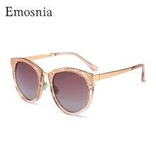 a6a0f0878 Emosnia Novos Clássicos óculos Polarizados Condução óculos de Sol Para As  Mulheres Top Qualidade óculos de