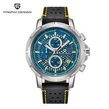 Reloj de cuarzo de marca de lujo para hombre, de diseño PAGANI, resistente al agua, informal, de moda, deportivo, masculino