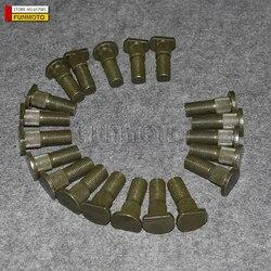 20 sztuk obręczy koła śruby M12 dla KR-1100 OVERLORO/XT-GK1100/KINROAD 1100CC GOKART