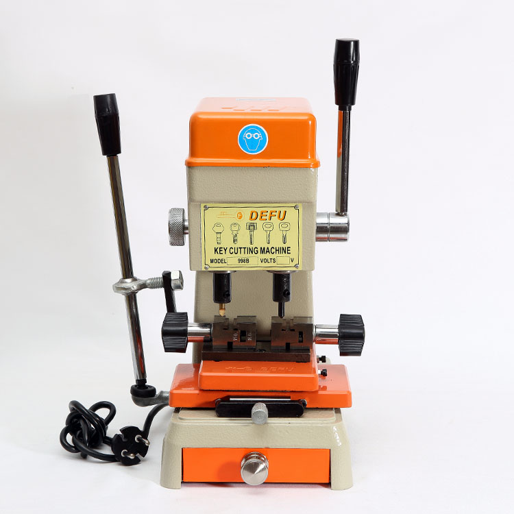 Defu kulcsvágógép vágó lakatos - Kézi szerszámok - Fénykép 2