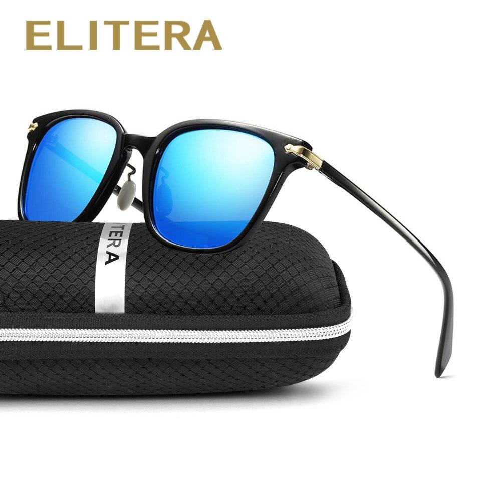 ELITERA Moda Óculos Polarizados Homens Marca Designer Óculos de Sol homens  mulheres Óculos Oculos Gafas De 5530df2aba