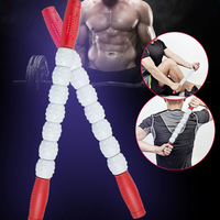 New Arrival High Quality Sports Gym Massager Roller Stick Trigger Point Muscle Body Massage Relax Tool
