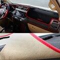 Car Interior Accessories Car Dashmats Dashboard Pad Mat Cover for Toyota Prado 2014 2015 2016