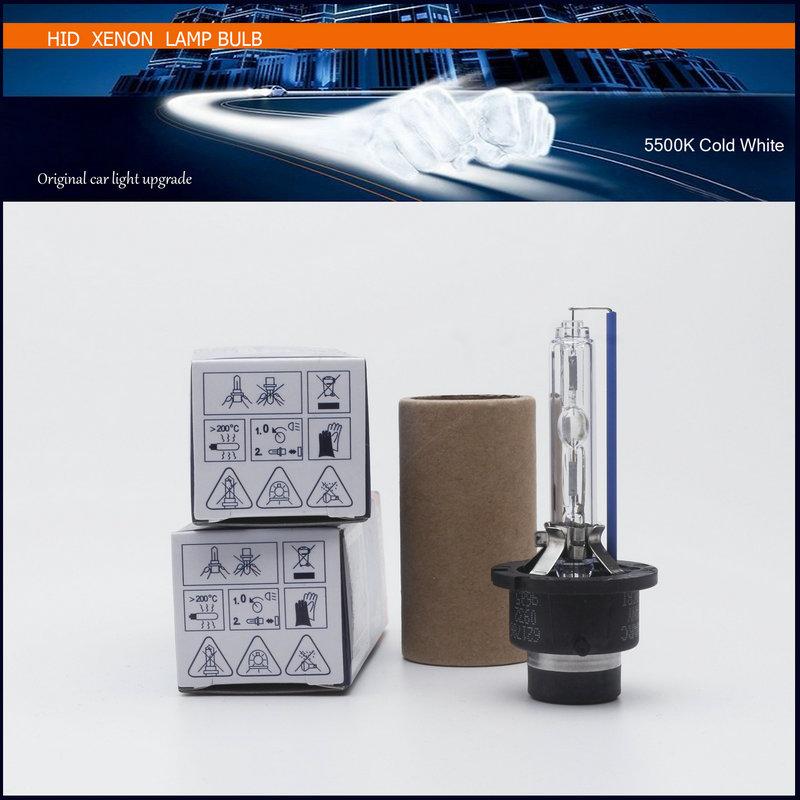 Prix pour 2017 Voiture limitée dans Le Temps Vente Chaude 12v35w D2s Xenon Ampoule 66240 Cbi 5500 k Froid Xénon Ampoule D'origine Lampes