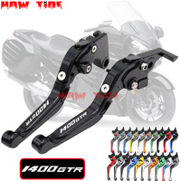 Motorcycle Brake Clutch Levers For Kawasaki GTR1400 CONCOURS GTR 1400 2007 2008 2009 2010 2011 2012 2013 2014 2015 2016 2017