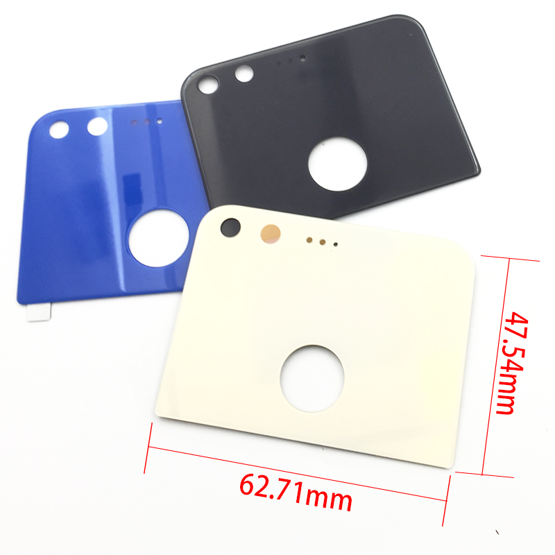 Collectibles Pixel Xl 5.5 Rear Camera Glass Lens With Adhesive Replacement Black Blue White Rich In Poetic And Pictorial Splendor 10 Pcs/lot New Rear Back For Google Pixel 5.0