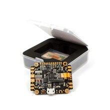 Holybro Kakute F4 AIO Uçuş Kontrolörü STM32 F405 MCU Entegre PDB HD Kamera Ile RC Drones için OSD FPV Quadcopter Çerçeve DIY