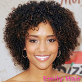 """Kinky Curly Afro Wig 22""""Long Kinky Curly Wig Synthetic Wigs for Black Women 200g Wigs for Women Sale African Pelucas Sinteticas"""
