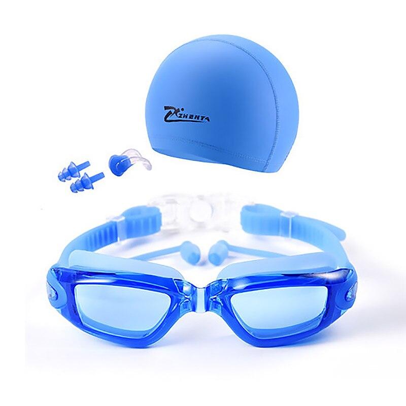 Zestaw akcesoriów do pływania dla dorosłych Gogle do pływania - Aktywność i sprzęt dla dzieci - Zdjęcie 4