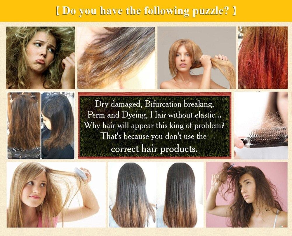 Марокканское аргановое масло увлажняющий Кондиционер для волос питательный Гладкий Refresh Repair Hair