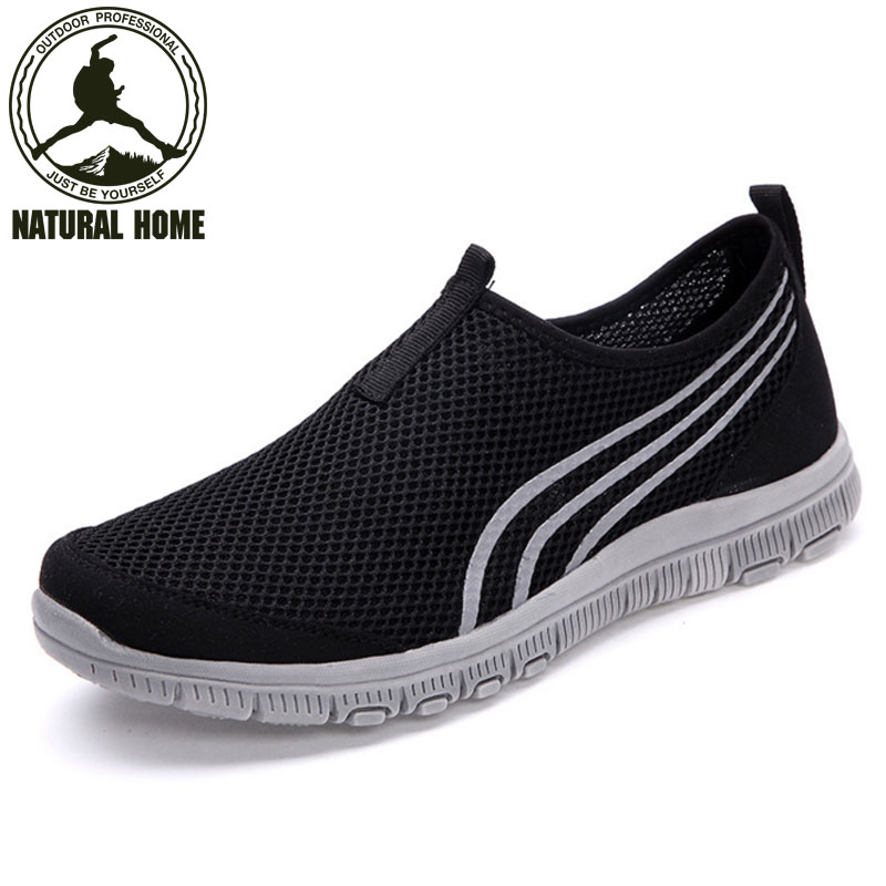 [NaturalHome] Brand Running Shoes for Men Women 2016 Breathable Spring and Summer Sneakers Mens Light Trainer Sport Shoes