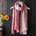 Mulheres Colorido Floral Inverno Lenços Designer de Marca Luxry cobertor scarfCotton Outono Inverno lenços echarpes femme Ladies Shawl