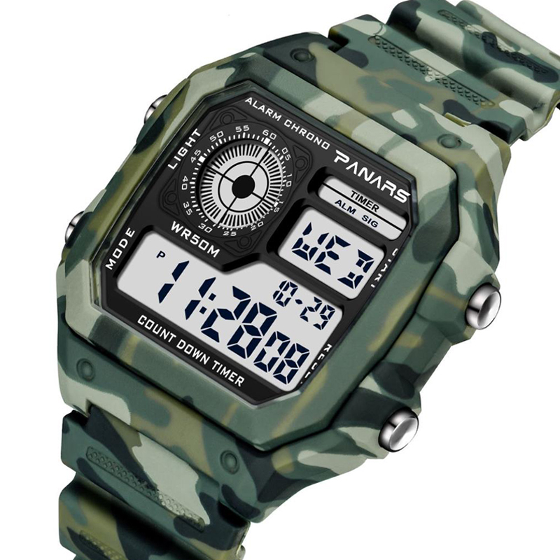 Uhren 2019 Neue Luxus Marke Sport Uhr Männer G Stil Wasserdichte Sport Militär Uhren S-schock Herren Mode Quarz Led Digital Uhr Herrenuhren