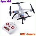 Original SYMA X8G RTF 2.4GHz 6 Axis RC helicopter camera drone with 8.0MP Camera 3D Remote Control Upgrade X8C X8W FPV Drone