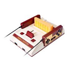 1 ensemble Console de jeu vidéo enfants contrôleur de jeu classique 132 en 1 carte de jeu pour enfants enfants cadeaux fournitures