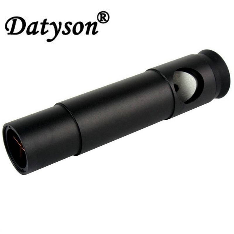 Datyson 1.25 Extended Cheshire Collimating Eyepiece for Newtonian Refractor Telescopes 5P0037 with Extended Length 150mm цена