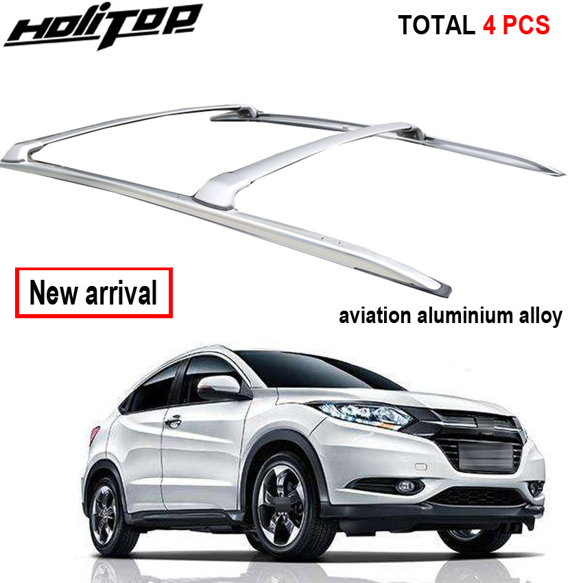 Rapture Hottest Roof Rack Luggage Bar Cross Bar For Honda Hr-v Hrv X-rv Vezel 2017-2019,thicken Aluminum Alloy,free Shipping To Commodities Are Available Without Restriction Bumpers