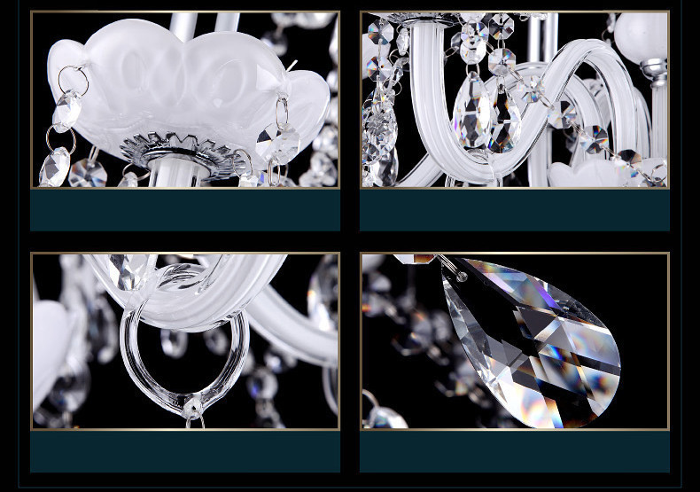 China led crystal chandeliers Suppliers