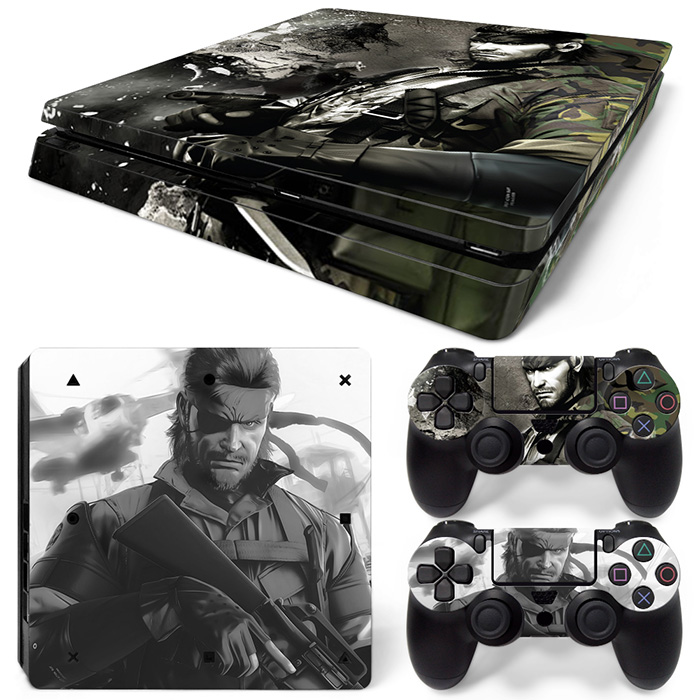 Free Drop Shipping FOR PS4 Playstation 4 Console Skin Decal Sticker -TN-P4Slim-1456 game accessories