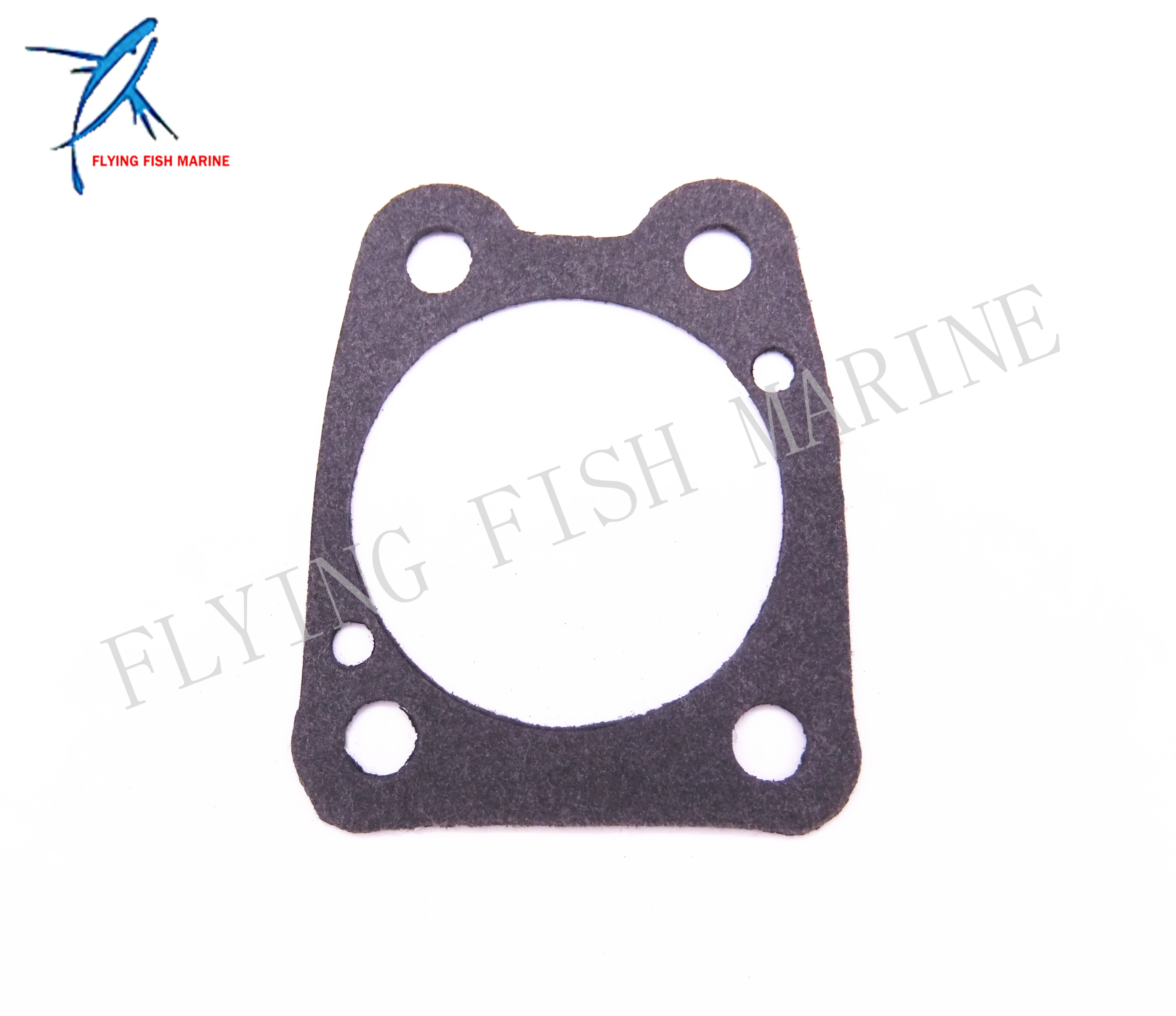 68D-G4315-A0 Outboard Motor  Water Pump Gasket for Yamaha F4 4-Stroke Boat Engine Free Shipping