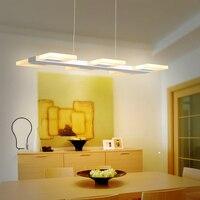 Led Modern Pendant Lights Living Room Vintage Industrial Pendant Lamp Dining Room Rectangle Modern Pendant Lighting