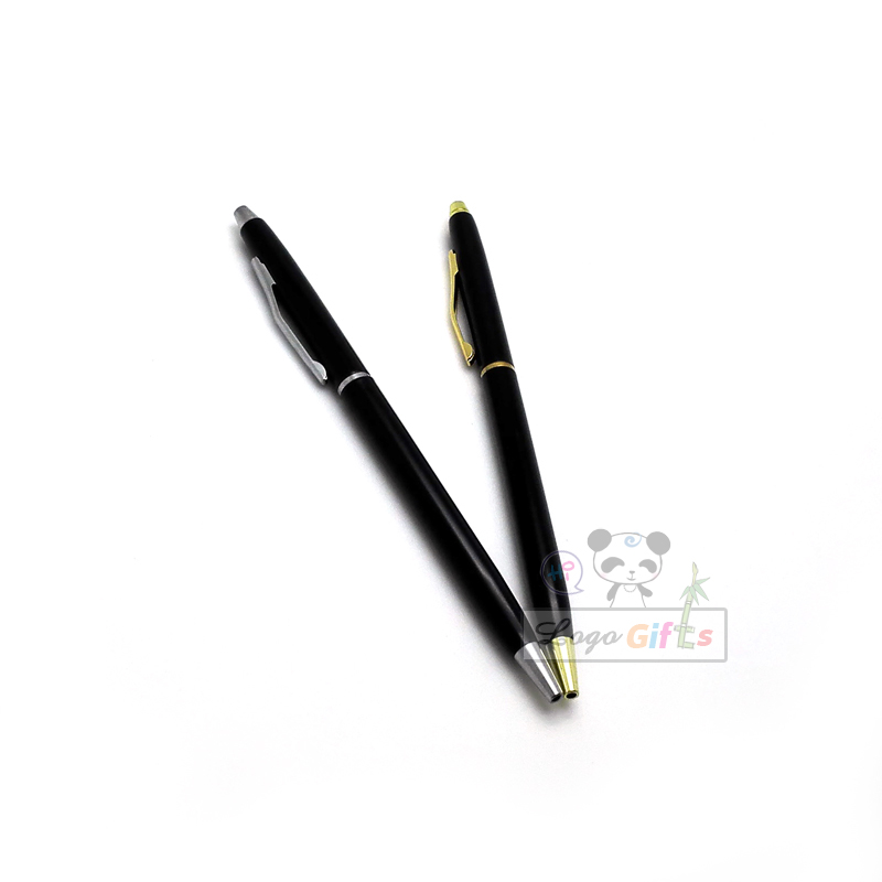 0 5mm Bullet pen new design for advertising supplies 50pens a lot custom imprinted with my text and company logo in Ballpoint Pens from Office School Supplies