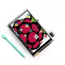 Free Shipping 5pcs/lot 3.5 Raspberry pi2 LCD Screen 320*480 2/B+/B/A+ raspberry pi 2 LCD Screen Modules