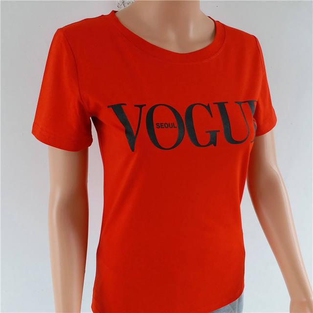 Vogue Seoul T Shirt ( 3 Colors)
