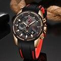 2019 neue LIGE Herren Uhren Top Marke Sport Quarzuhr Männer Chronograph Multi-funktion Zifferblatt Wasserdichte Uhr Relogio Masculino