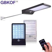 Newest 450LM 48 LED Solar Power Street Light PIR Motion Sensor Lamps G