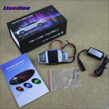 Liandlee Car Lights Refitting Accessories For Honda Accord US 2008~2012 Laser Light Rear-end Warning Fog Lamps Taillights