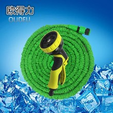 Garden Hose Expandable Hose with 9 Pattern Spray Nozzle High Pressure magic Expanding Garden hose