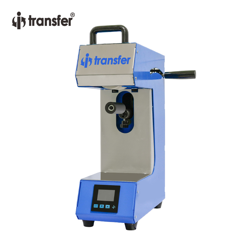 i-transfer Multifunction Use Purpose 360 Degree Roller Heat Press Transfer Sublimation Machine Printer HPM37 image