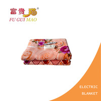FUGUIMAO Electric Blanket Double Electric Heating Blanket Control Switch Plush Heated Blanket 220v Manta Electrica 150x180cm
