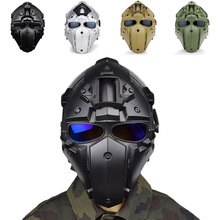 Motorcycle Tactical Full Face Helmets Obsidian Casque Moto Racing Bicycle