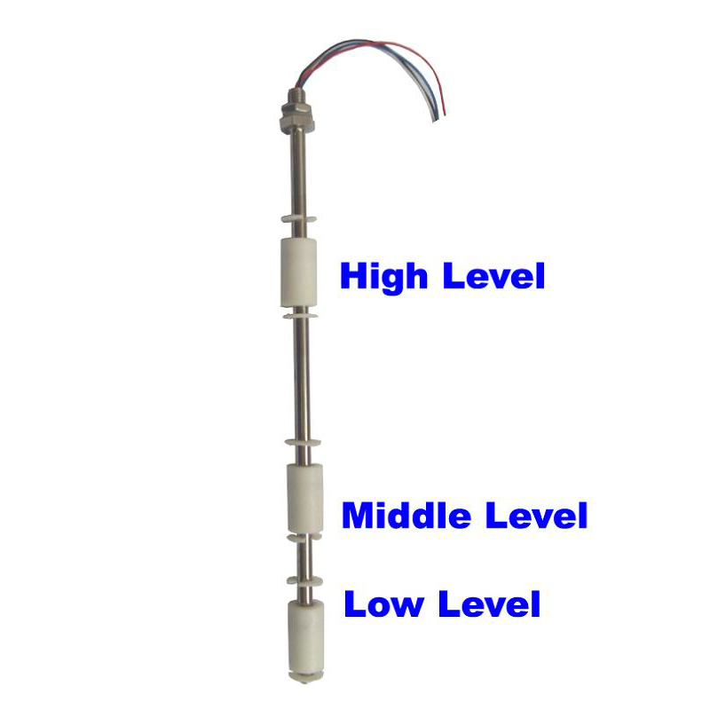 Multi-Level Water Oil Level Detector level Monitoring WLD300 image