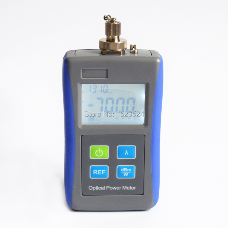 High Quality -70~+10dBm Handheld Mini Optical Power MeterHigh Quality -70~+10dBm Handheld Mini Optical Power Meter