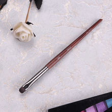 Профессиональная Кисть для макияжа #208 с деревянной ручкой