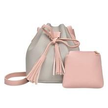 a8fca84c3 Durmiente #401 de 2019 de las mujeres de la moda Casual bolsa de hombro  bolso