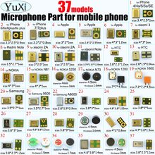 YuXi for iPhone Mic Microphone Inner Receiver For Most Brand Cellphone Common Universal Compatible for Xiaomi for Redmi(China)