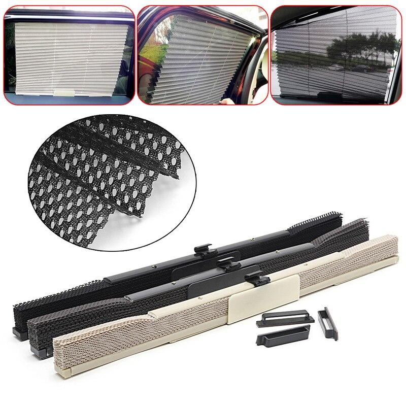Vehicle Window Sunshade Curtain Mesh Visor Shield Car Window